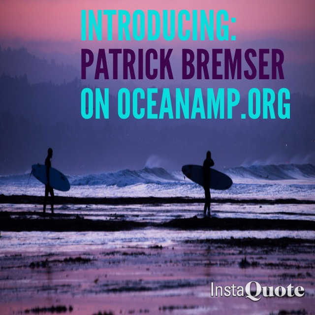 Introducing: Patrick Bremser – OceanPhotographer