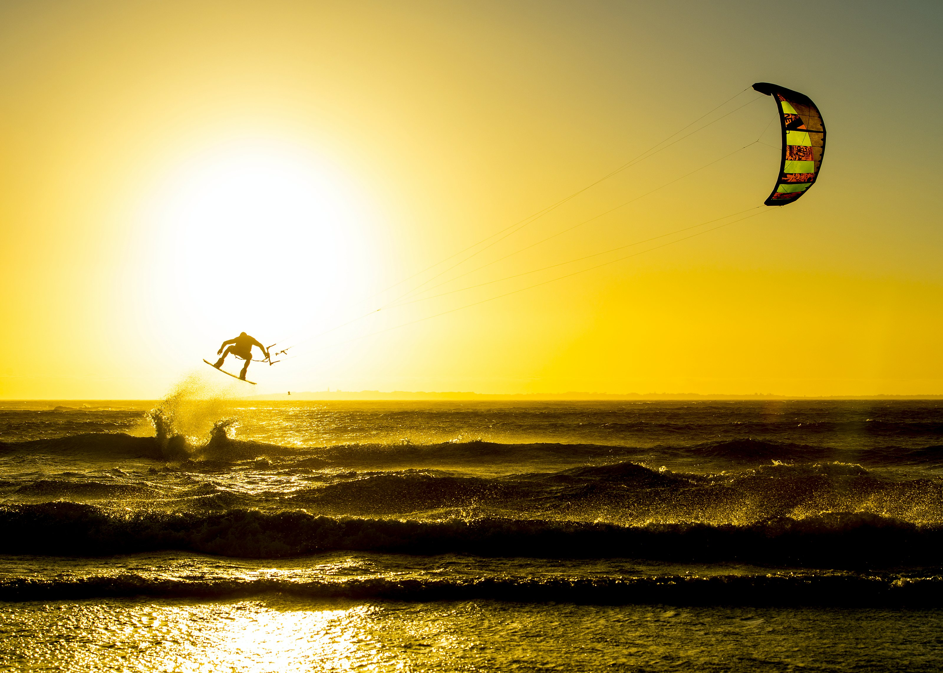 Meet Kevin Langeree, Kitesurfing King of the Air
