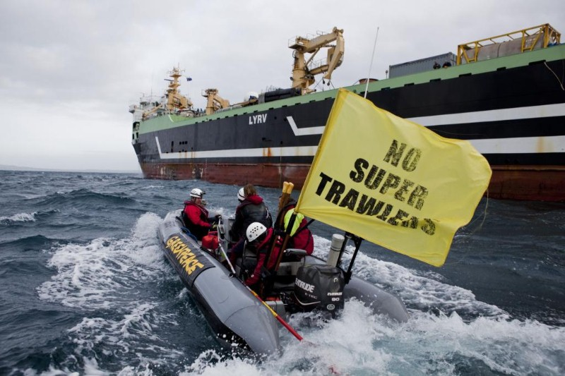 Say No to Super Trawlers