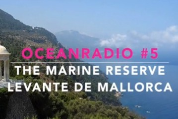 OceanRadio #5: Divers' Paradise now on Marine Reserve Mallorca