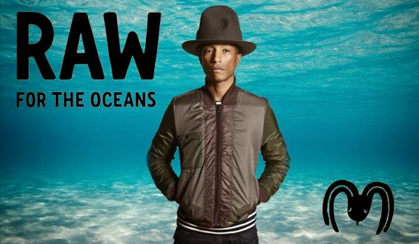 Welcome to the Plastic Age – how Pharell Williams wants to save our Oceans