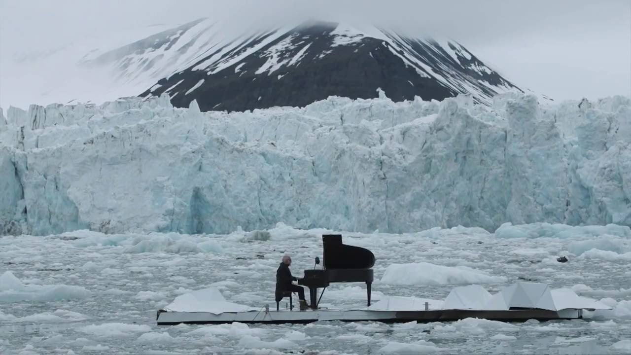 Musician Ludovico Einaudi is On a Mission to Save The Arctic
